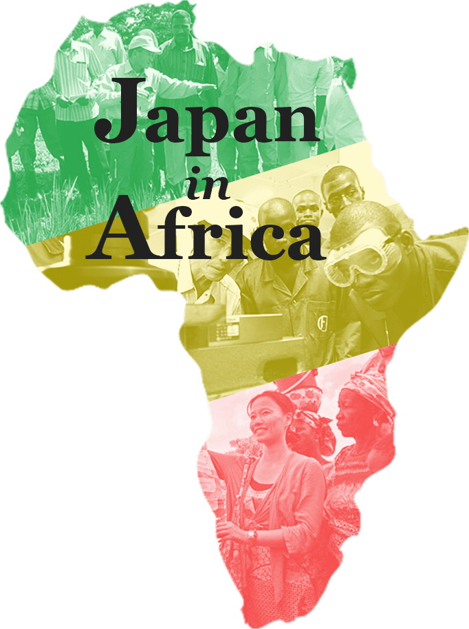 Image result for Japan-Africa Cooperation